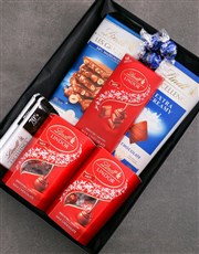 Personalised Thank You Lindt Box