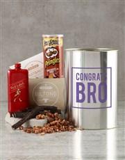 Congrats Bro Bucket