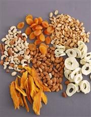 Fruit and Nut Snack Hamper