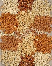 Generous Mixed Nuts Snack Hamper