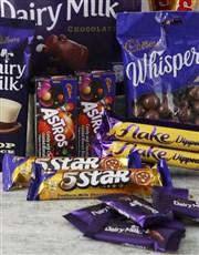 Decadent Cadbury Hamper