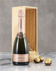 Pongracz Rose All Day Crate