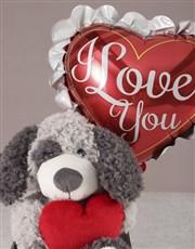Pup in Love Hamper