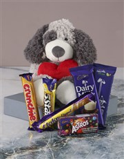 Puppy Love and Chocolate