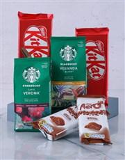 Starbucks Duo Hamper