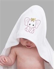 Pink Ellie Baby Essentials Hamper