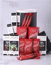 Lavish Lindt Hat Box