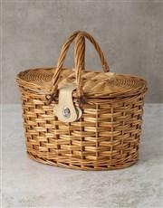 Keep It Classy Picnic Basket Hamper