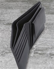 Polo Nappa Billfold Wallet Gift Set