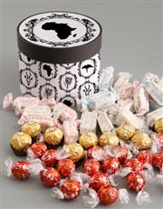 50 pieces of assorted imported chocolates, deliver