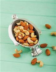 Carrol Boyes Nut Bowl Small - Woman in Tub & Nuts