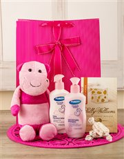 Happy Hippo Baby Gift