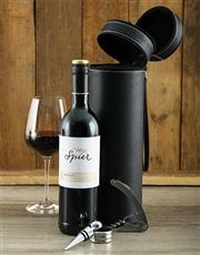 Now you and your loved ones can take your wine wit