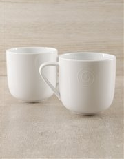 Make tea and coffee time a real treat with this se