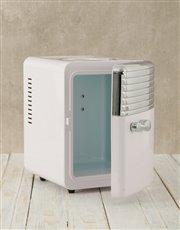 This white desk fridge is the 'coolest' gift aroun