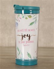 This travel mug will certainly make any loved one