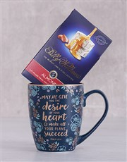 Help someone special succeed with this special mug