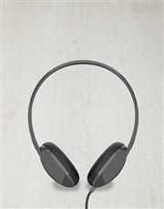 Black Skullcandy Anti Headphones