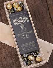 Musgrave Gin Crate