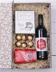 'Tis the season to be jolly with this great hamper