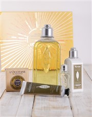 Make her day with this gift box filled with L'Occi