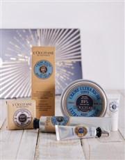 L Occitane Shea Butter Gift Box