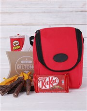 Keep those snacks fresh with this red lunchmate co