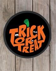 Trick or Treat Choc Hat Box