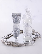 Make her day with a gorgeous empire handled tray (