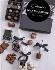 Small Milk Chocolate Couture Box