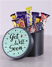 Get Well Soon Hat Box