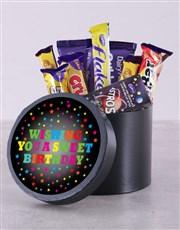 Sweet Birthday Hat Box