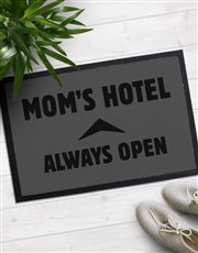 Moms Hotel Doormat