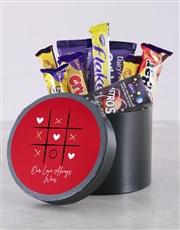 Love Wins Hat Box