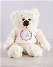 Spoil your loved one with a cute teddy which comes