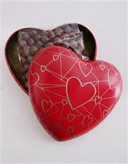 Melt your loved one's heart with this red and gold