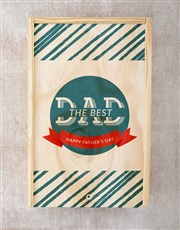 Best Dad Chocolate Tray