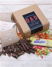 Congrats Dad Biltong Box