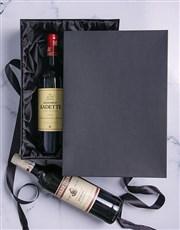 Classic Red Wine Duo Giftbox