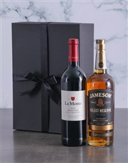 Wine and Whiskey Duo Giftbox
