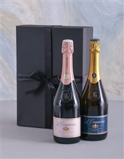 LOrmarins Bubbly Duo Giftbox