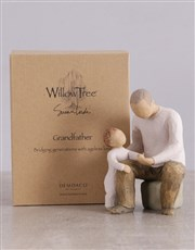 Grandfather Willow Tree Figurine