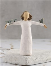 Happiness Willow Tree Figurine