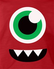 Monster Kids T Shirt