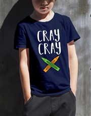 Cray Cray Kids T Shirt
