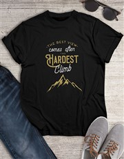 The Best View T Shirt