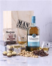 Classic Variety Man Crate
