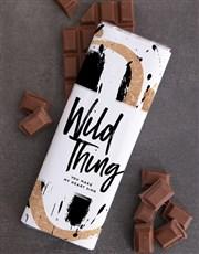 Wild Thing 300g Chocolate Slab