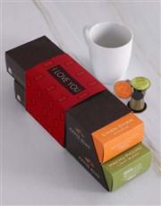 Coffee and Tea Love Set