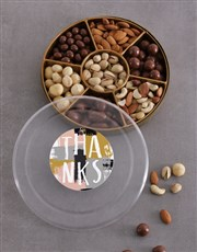 Grateful Nuts Tray